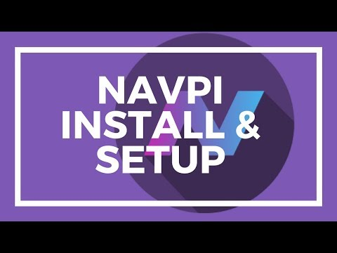 NavPi Installation and Setup