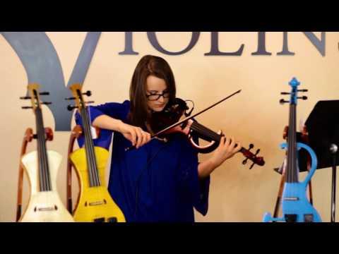 Kashmir - Bunnel EDGE Electric Violin | KV