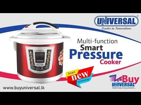 Universal Multifunction Smart Pressure Cooker