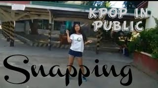 [KPOP PUBLIC]Chungha (청하) SNAPPING DANCE COVER by [TEEN K…