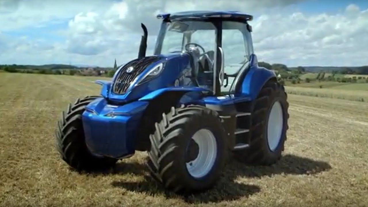 new holland tractors essay