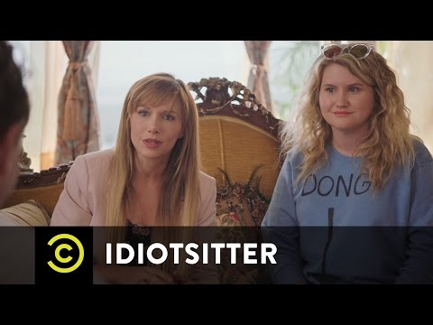 Idiotsitter  The Weirdest Job  Ever