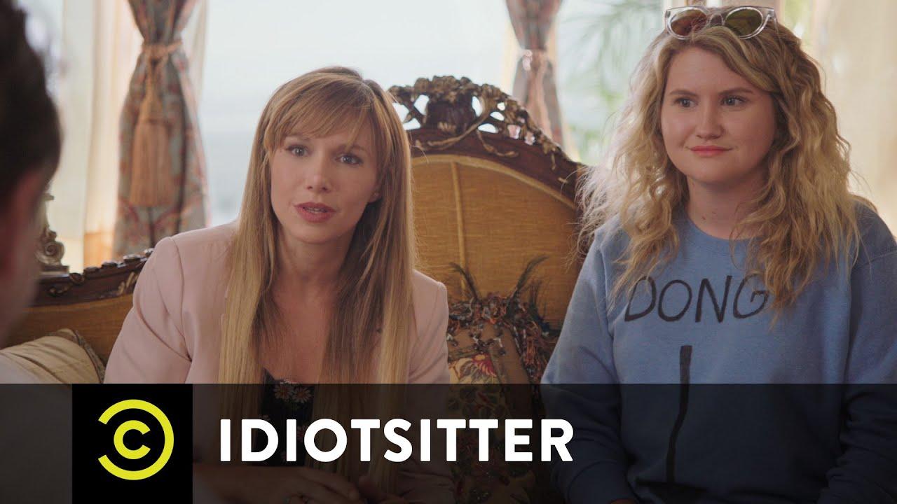 Download Idiotsitter - The Weirdest Job Interview Ever