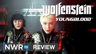 Wolfenstein: Youngblood (Switch) Review (Video Game Video Review)