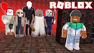 ROBLOX HALLOWEEN HORROR NIGHTS 2018