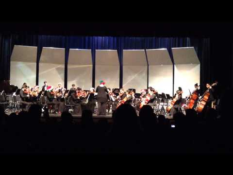 Duluth High School Chamber Orchestra 2014 Winter Performance