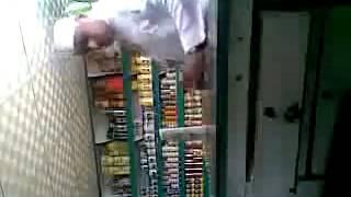 سرقة فضيحة الحاج لص يسرق الفلوس fadiha chouha scandal 2013   YouTube