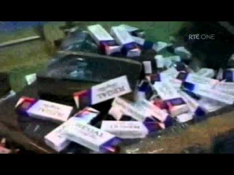 Inside Ireland's illegal Cigarette Trade     (Part 1/6)