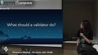 Life of An Ethereum Beacon Chain Validator | Hsiao-Wei Wang