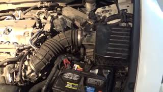 2008 8th gen honda accord oil consumption, misfire vsa brake