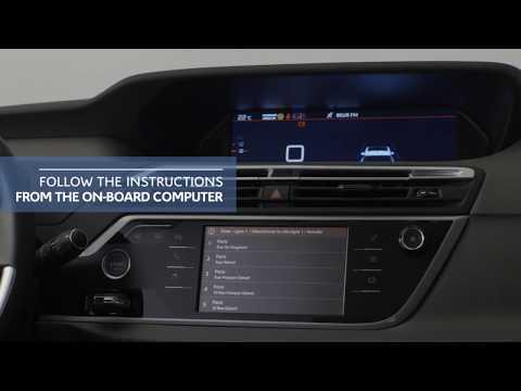 Citroën C4 SpaceTourer: Connect Nav connected navigation