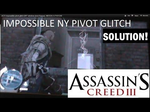 AC3:PIVOT KAPPA GLITCH FIXED! [Forced Re-sync method]