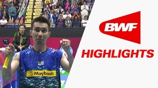 Yonex Sunrise Hong Kong Open 2015 | Badminton F – Highlights