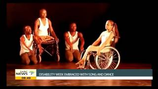 Themba Mbuli on Unmute ArtsAbility Festival