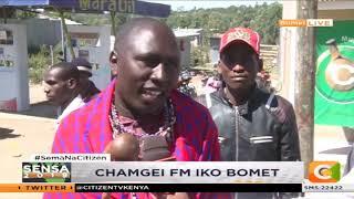 Kituo cha Chamgei FM chaongoza kongamano na wakulima Bomet