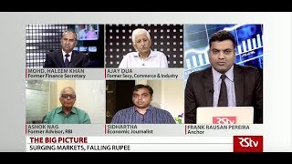 The Big Picture : Falling Rupee, Surging Markets
