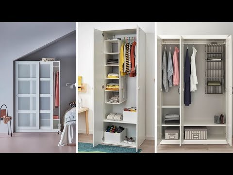 12 Best IKEA Wardrobe Ideas For Small Bedrooms