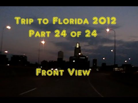 Trip to Florida 2012 | Front View | 24 of 24 | From Nebraska City in Iowa to Omaha, NE
