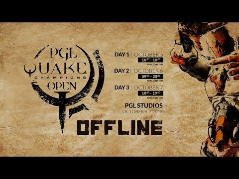 PGL QUAKE CHAMPIONS Open Finals Day AMD.COOLLERZ vs Liquid Rapha