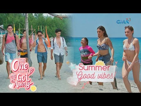 The One That Got Away Teaser Ep. 59: Sizzling hot summer na good vibes!