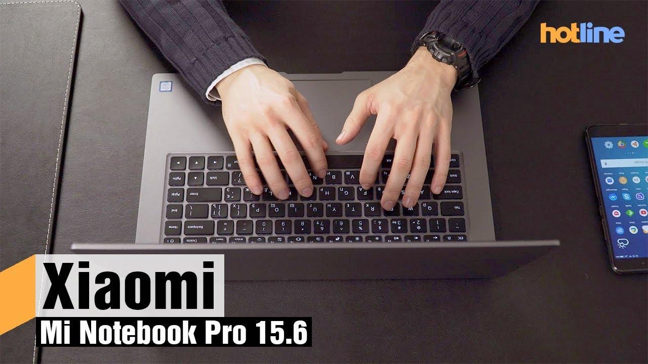 Xiaomi Mi Notebook Pro 15 6 Obzor Noutbuka Youtube