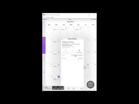 Problema XenMobile -  Agenda Sync and Calendar Times