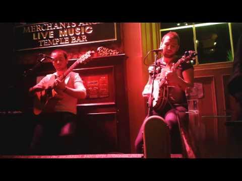 Huckleberry Jam - Three Drunken Maidens - Live at The Merchants Arch, Dublin