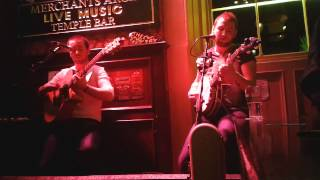 Huckleberry Jam - Three Drunken Maidens - Live at The Merchants Arch, Dublin