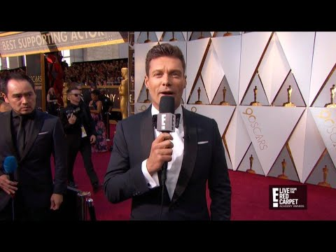 5 Leading Actress Nominees Skip Ryan Seacrest on Red Carpet