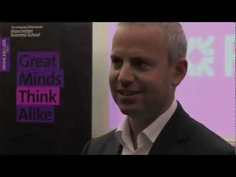 Vital Topics 2012: Tim Steiner, Ocado Co-Founder and Chief Executive