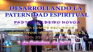 Video DESARROLLANDO LA PATERNIDAD ESPIRITUAL  PASTOR ALBEIRO NOVOA  1 10 2017 download MP3, 3GP, MP4, WEBM, AVI, FLV Juli 2018