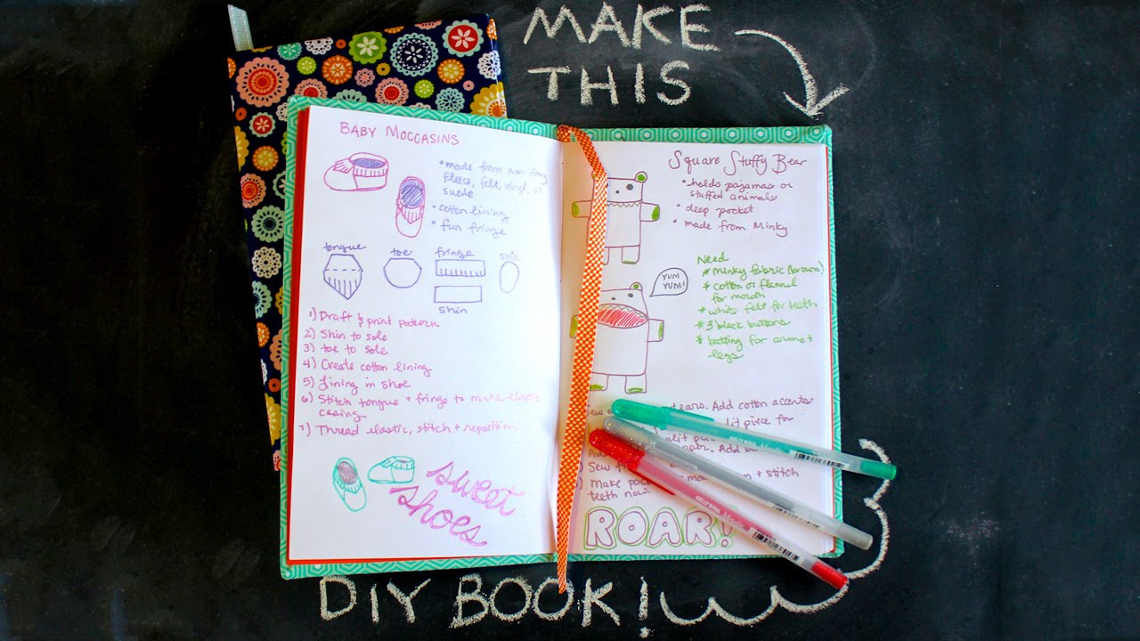 How To Make A Book Cover Hardcover : Making a hard cover book pt creating the signatures