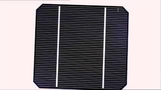 Pembuatan panel surya