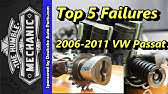 How to Install a VW 5 Cyl 2 5 Engine Cam Position Sensor (G40) - YouTube