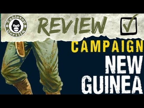 [#Review] New Guinea - Bolt Action Kampagnenbuch von Warlord Games