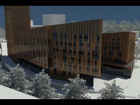 3D Visualisation - Broadcasting Place, Leeds (2012)