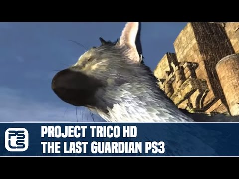 The Last Guardian (Project Trico HD) - PlayStation LifeStyle