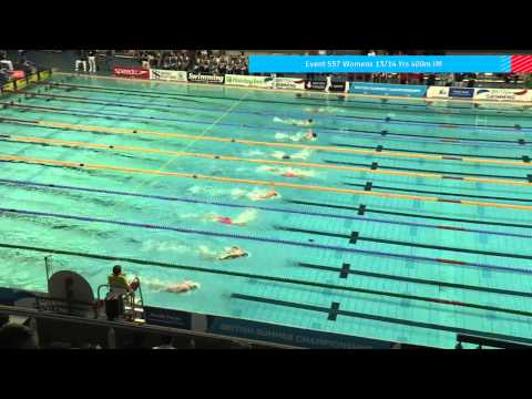 British Summer Championships - Session 11 - Finals