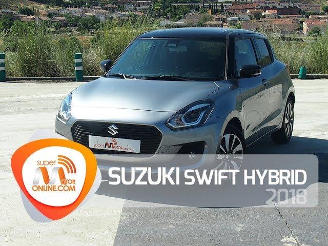 Suzuki Swift Hybrid 2018 / Al volante / Prueba dinámica / Review / Supermotoronline.com