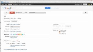 Google Calendar XML Feed URL for jQuery FullCalendar