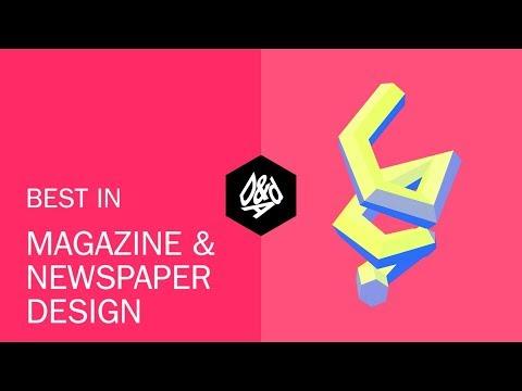 The Best Magazine & Newspaper Design in the World 2018