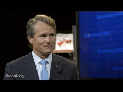 BofA CEO Brian Moynihan: Leadership Is Learned in Tough Times