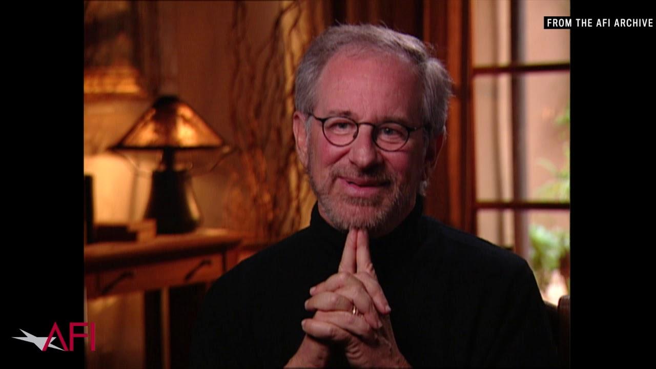 Steven Spielberg on SULLIVAN'S TRAVELS