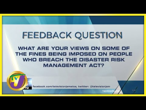 Feedback Question | TVJ News - Sept 23 2021