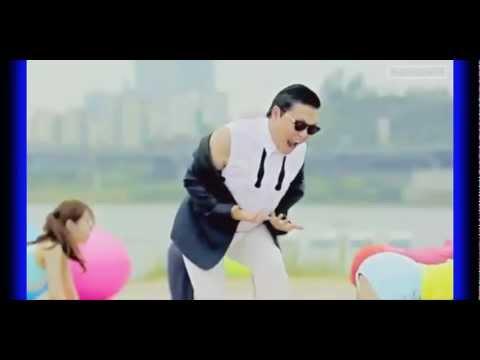 Gangnam Style - cut vercion