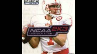 NCAA 2K3 Menu Music