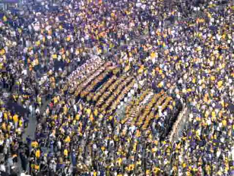 LSU Band - Stand Up and Get Crunk