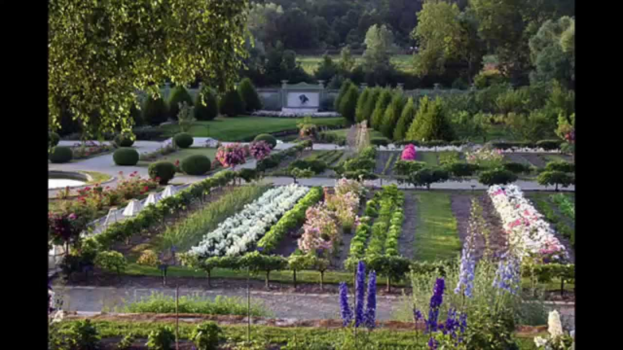 Potager des princes parc animalier chantilly youtube - Potager des princes chantilly ...