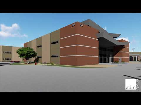 Tolleson Union High School #7 - Conceptual Fly-thru