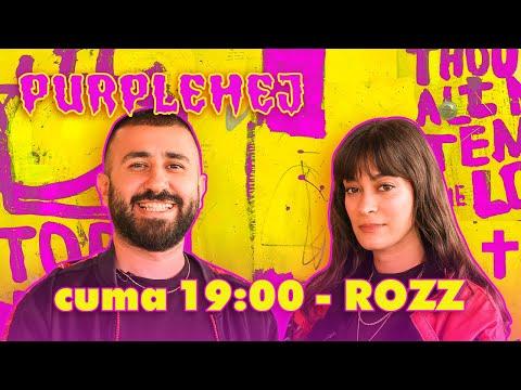 Rozz Kalliope X PurpleHej – 2. Sezon 6. Bölüm 15 Ocak Cuma 19:00'da Yayında🌹